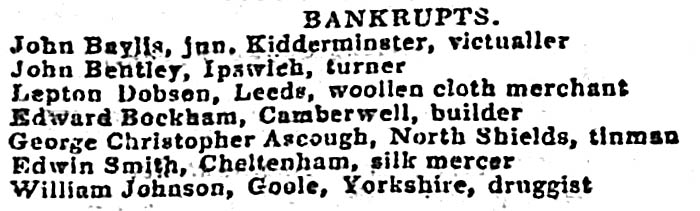 Old British News