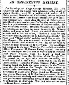 Morning Post - Monday 26 December 1892