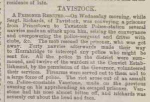 Exeter and Plymouth Gazette - Friday 29 December 1882