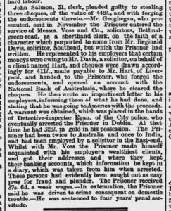 London Evening Standard - Tuesday 01 May 1894
